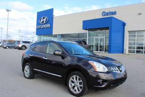 Pre-Owned 2013 Nissan Rogue SL AWD w/Pwr Sunroof-Navi-Leather S