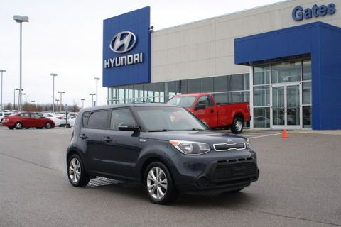 2014 Kia Soul + w/Navigation & Rearview Camera