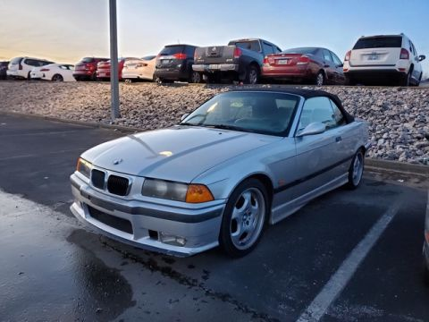 1998 BMW 3 Series M3 2dr Convertible Auto